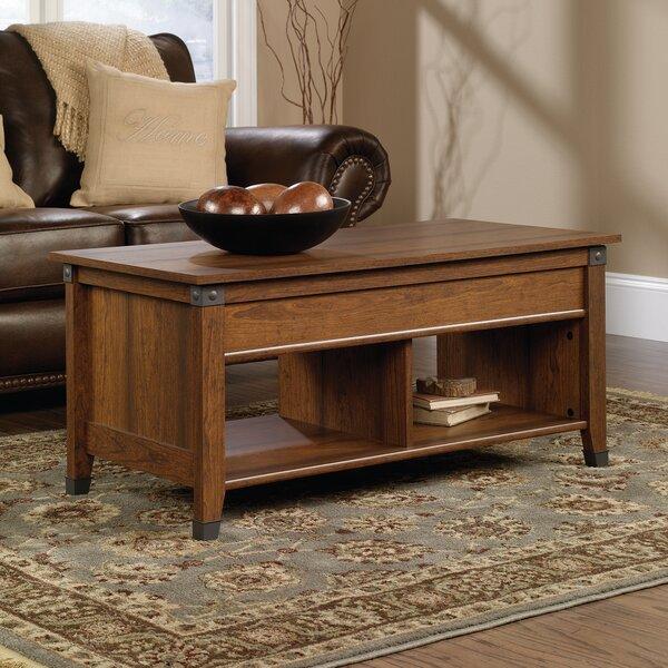 loon peak newdale coffee table with lift top & reviews | wayfair