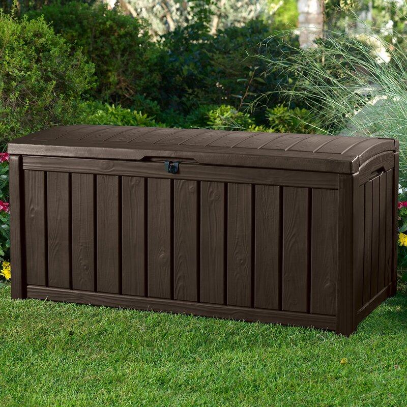 glenwood 101 gallon plastic deck box