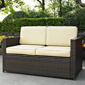 Belton Loveseat With Cushions