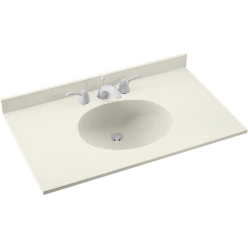 43  Single Bathroom Vanity Top. Vanity Tops You ll Love   Wayfair