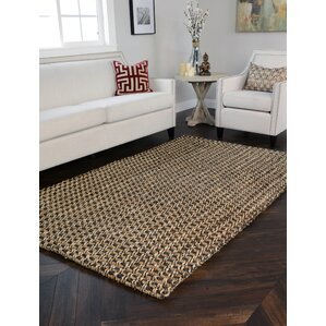 Intoppo Jute/Gray Area Rug