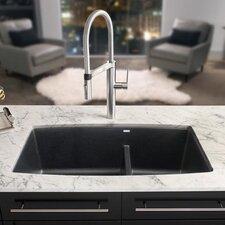 Performa 33 X 19 2 Basin Undermount Kitchen Sink