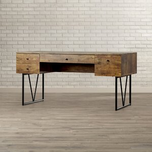 Granite 4 Drawers Writing Desk