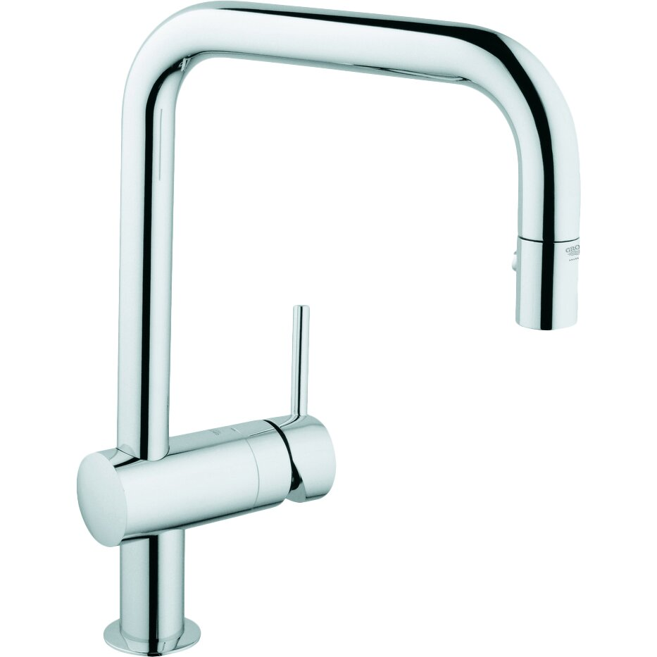 100 Grohe K7 Kitchen Faucet Grohe Concetto Semi Pro Single
