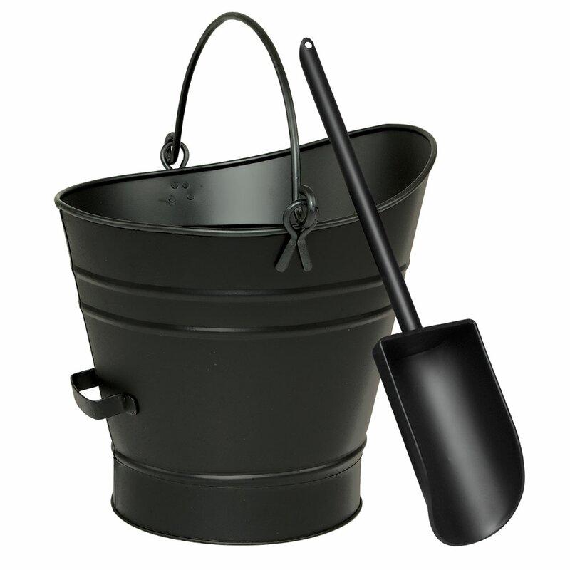 Scoop Pellet Bucket