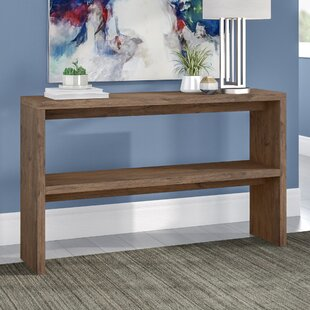 console table with shelves Console Table With 2 Shelves | Wayfair console table with shelves