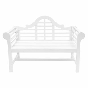 Ordinaire White Outdoor Benches Youu0027ll Love   Wayfair