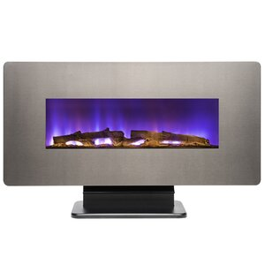 Wall Mounted/Freestanding Electric Fireplace