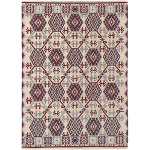 Burma Traditional Ivory Area Rug