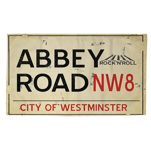 Abbey Road Area Rug