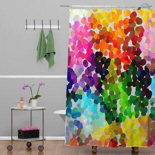 Winter 1998 Shower Curtain