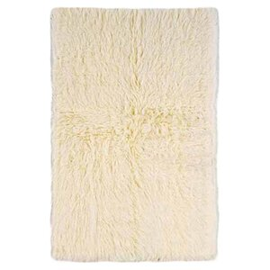 Phoebe Hand-Woven Ivory Area R...