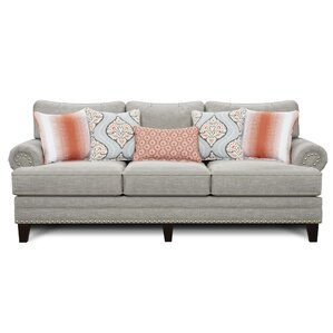Petersburgh Sofa by Darby Home Co