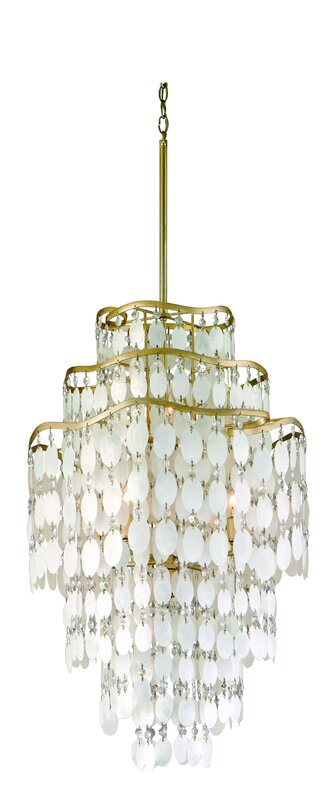Dolce 7-Light Crystal Pendant