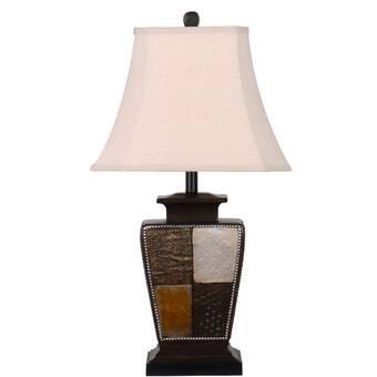 Wayfair Trent Austin Design Keystone Lantern 19 Desk Lamp