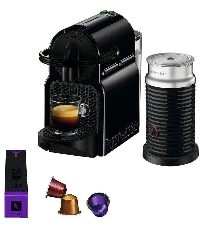 Nespresso Aerocinno 4 Milk Frother. Krups Nespresso Pixie Coffee ...