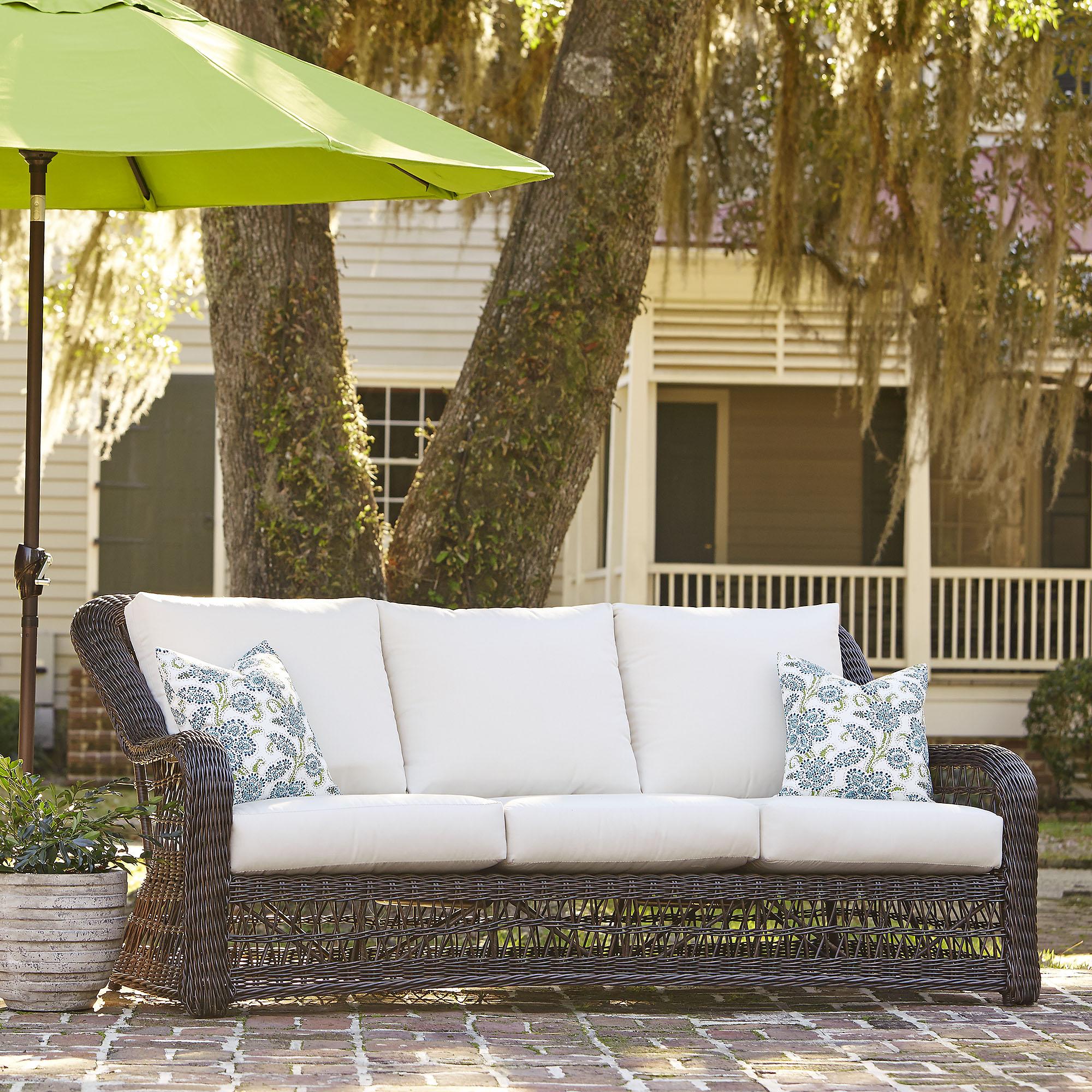 Sunbrella Outdoor Sofas
