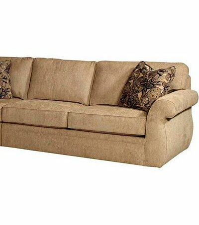 Broyhill Veronica Right Facing Armless Sofa Reviews Wayfair - Broyhill emily sofa