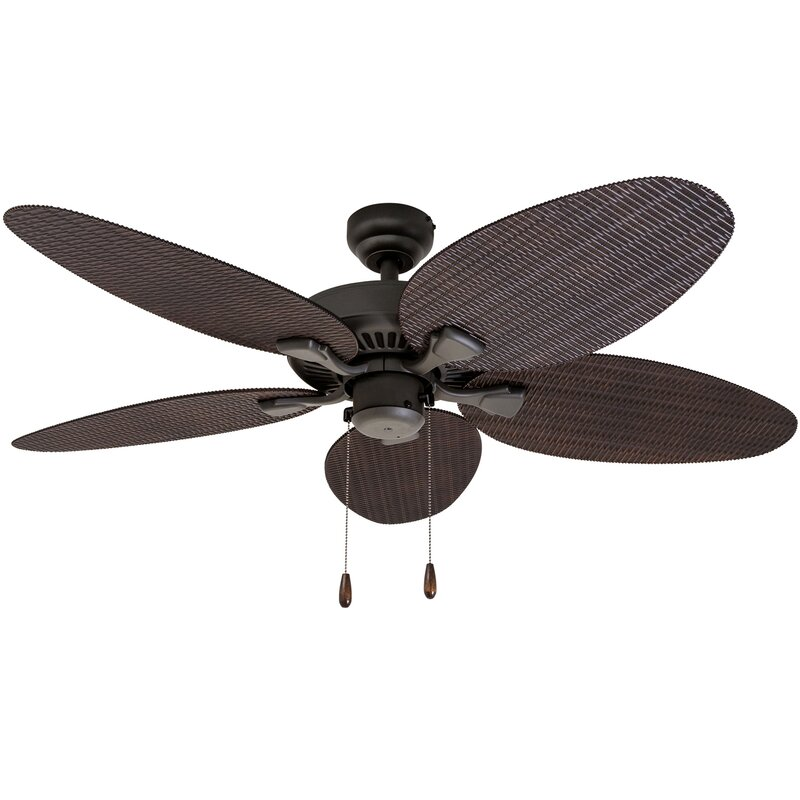 48 Kalea 5 Blade Outdoor Ceiling Fan