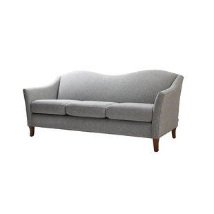 Ezekiel Camel Back Standard Arm Sofa Camelback Sofas For Sale D70
