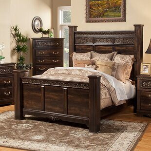Solid wood bedroom furniture wayfair - Real wood bedroom furniture sets ...