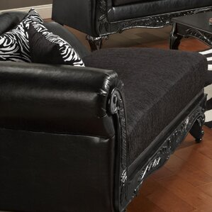 Lolita Chaise Lounge by Chelsea Home