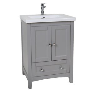 bathroom vanity grey. Chelsea 24  Single Bathroom Vanity Vanities Joss Main