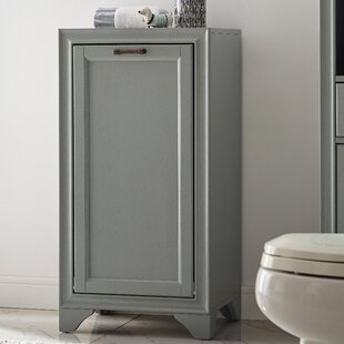 Save & Linen Cabinet With Hamper | Wayfair