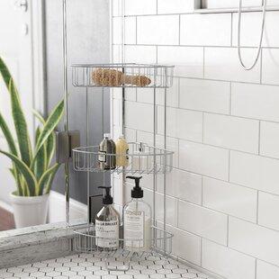 Free Standing Shower Bath Caddies Youll Love Wayfair