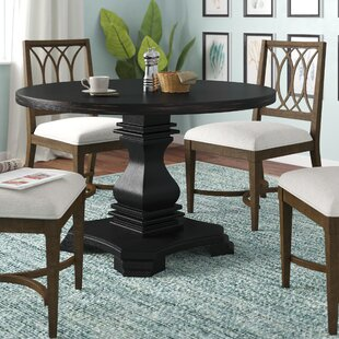 Jaquez Solid Wood Dining Table Great Reviews