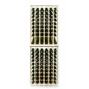 Premium Cellar Series 120 Bottle Floor Wine Rack