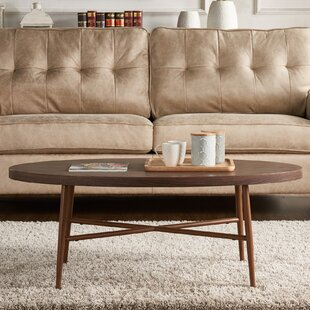 Umstead Oval Coffee Table