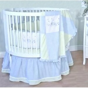 Hoppie 4 Piece Crib Bedding Set