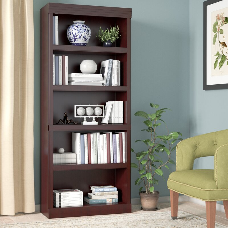 Top Rated Furniture Stores: Darby Home Co Clintonville Standard Bookcase & Reviews