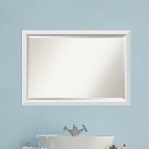 Bathroom Mirrors Under $100 bathroom mirrors | birch lane