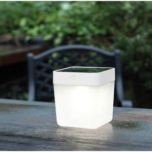 Outdoor Solar Table Wayfair