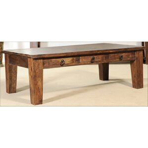 Grand Castle Coffee Table ..