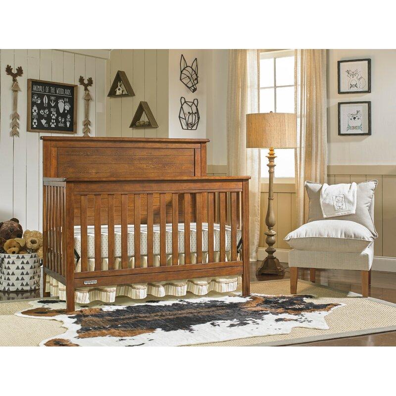 Fisher Price Quinn 4 In 1 Convertible Crib Amp Reviews Wayfair