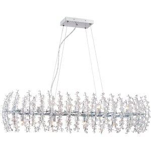 Viggo 8-Light Crystal Pendant