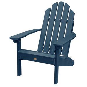 Amiya Classic Adirondack Beach Chair