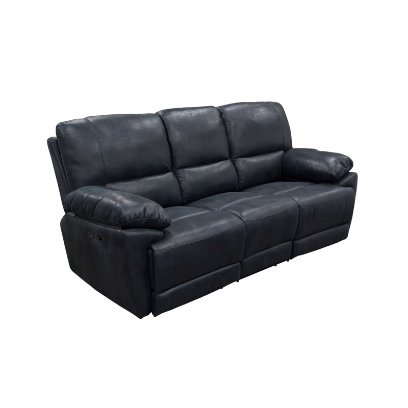 Diamond Sofa Mason Dual Reclining Sofa & Reviews