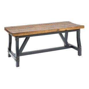 Caseareo Wood Bench
