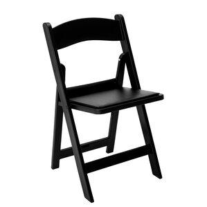 Vinyl Padded Folding Chair (Set Of 4)