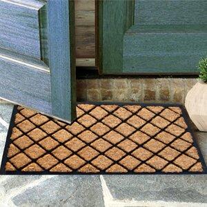 Alvina Striped Doormat
