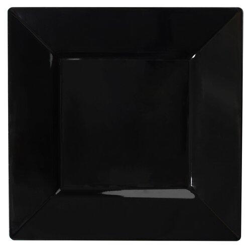 Square Dinner Plates  sc 1 st  Wayfair & Fineline Settings Inc Square Dinner Plates | Wayfair