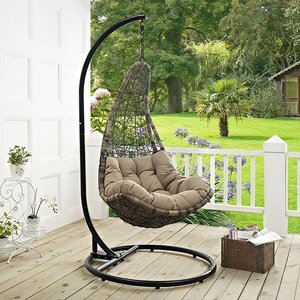 Abate Swing Chair with Stand