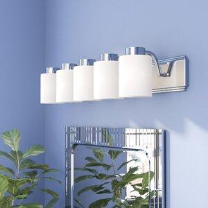 Deon 5-Light Vanity Light
