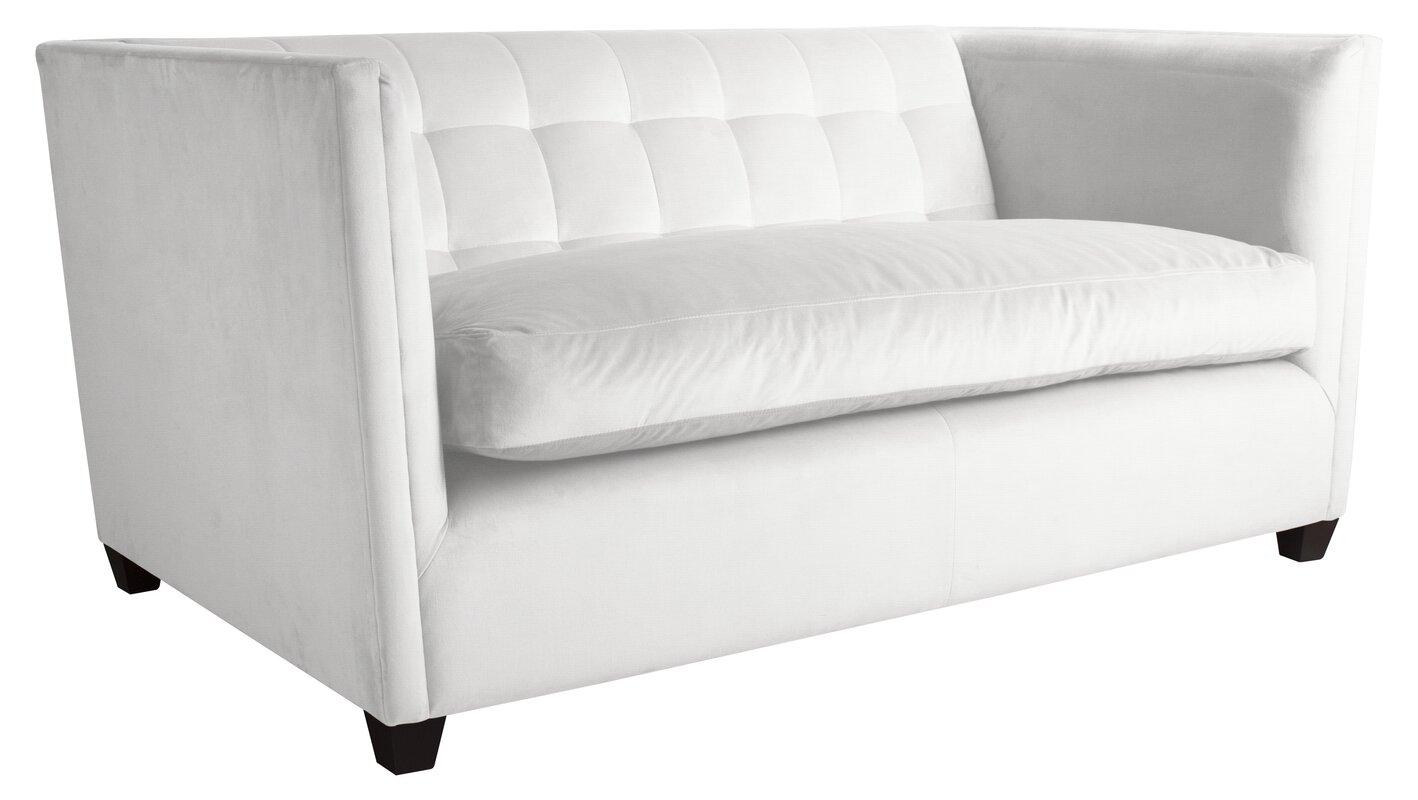 Sofa London | Wayfair Custom Upholstery 2 Sitzer Sofa London Bewertungen