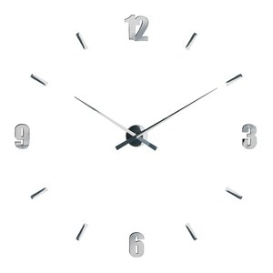Mirrored DIY Wall Clock