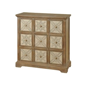Grenier 9 Drawer Apothecary Chest